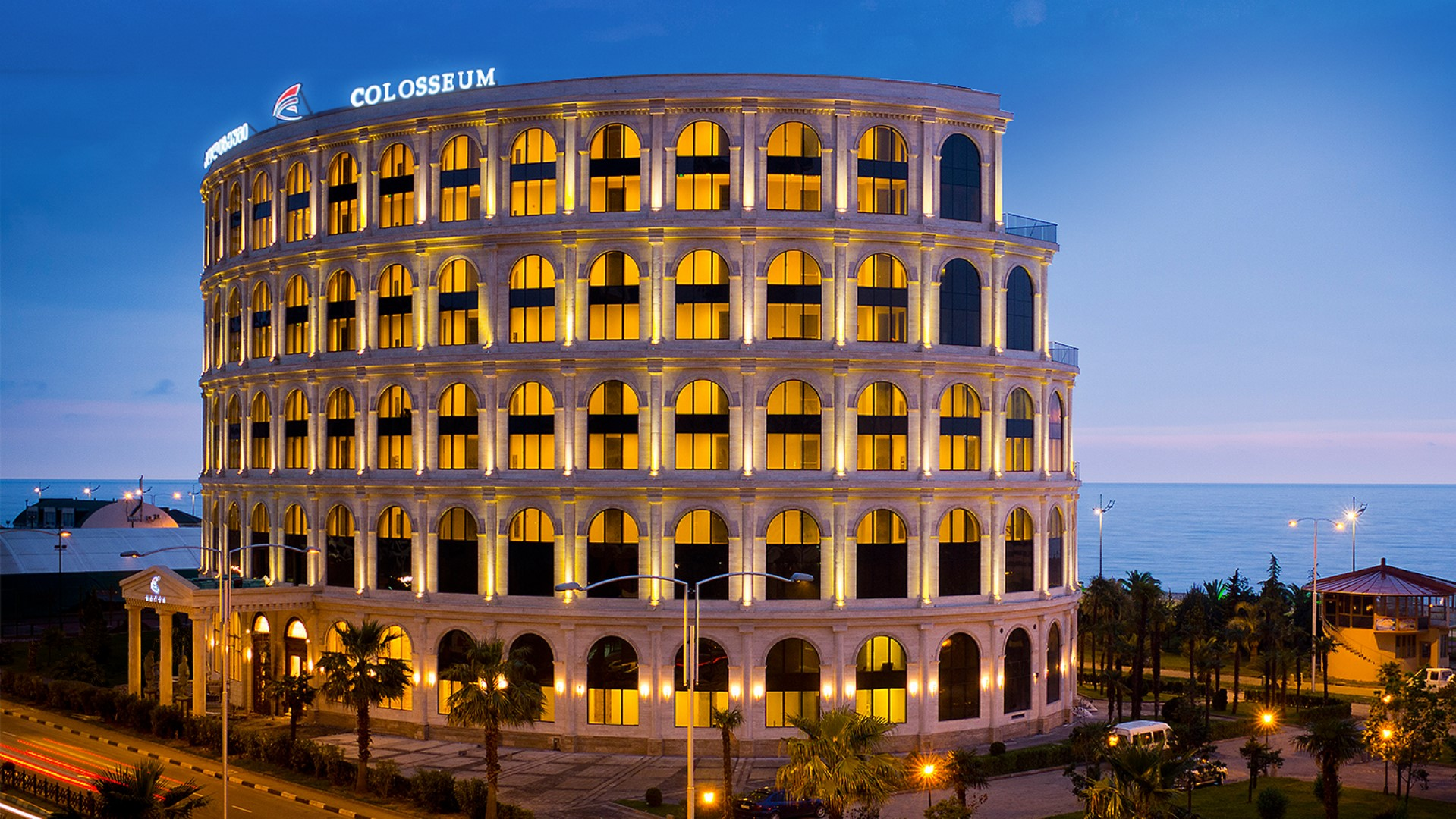 Hotel Colosseum Marina